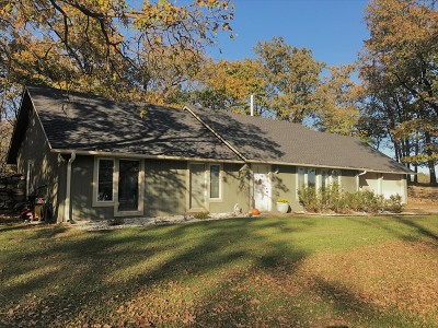 Vernon County Single Family Home For Sale: 22968 S 1250 Rd