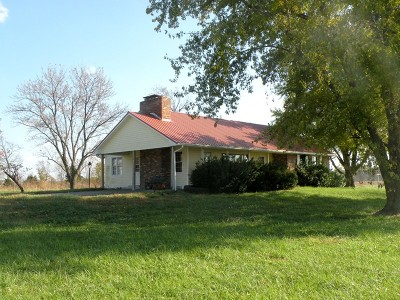 Vernon County Single Family Home For Sale: 18508 E Victory Rd.