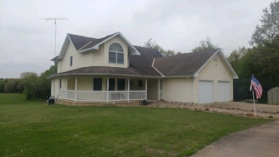 El Dorado Springs Single Family Home For Sale: 1704 S 155 Rd