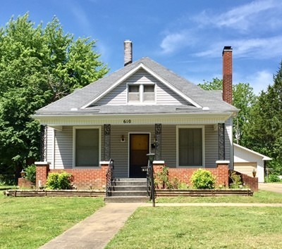 Nevada Single Family Home For Sale: 610 S Adams