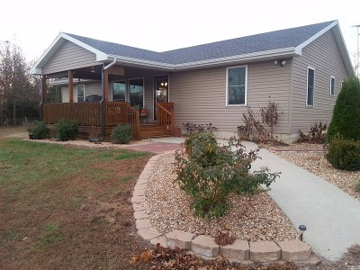 El Dorado Springs MO Single Family Home For Sale: $194,900