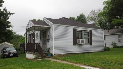 El Dorado Springs MO Single Family Home For Sale: $19,500