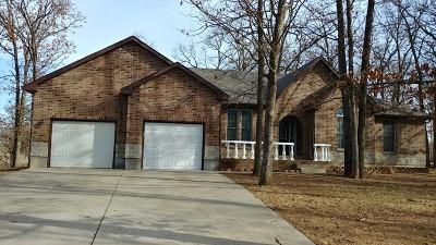Nevada Single Family Home For Sale: 14701 E Redcoat Rd