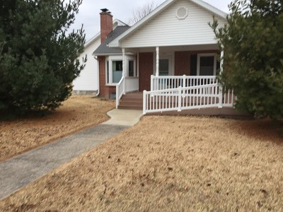 Nevada Single Family Home For Sale: 1921 N West