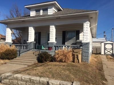 Nevada Single Family Home For Sale: 112 N Elm
