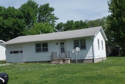 El Dorado Springs MO Single Family Home For Sale: $36,000