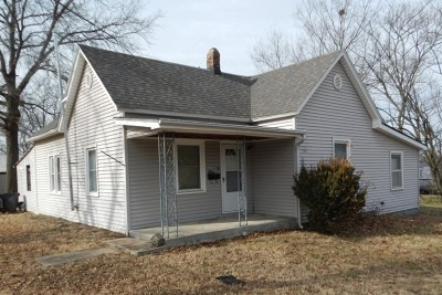 El Dorado Springs MO Single Family Home For Sale: $54,900