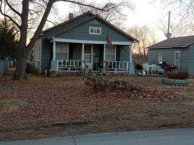 El Dorado Springs MO Single Family Home For Sale: $29,900