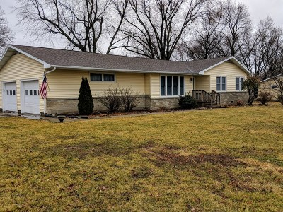 El Dorado Springs MO Single Family Home For Sale: $99,900