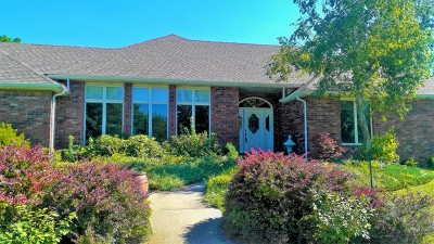 Vernon County Single Family Home For Sale: 15166 E Pewter Rd