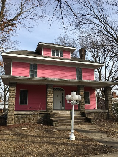 Nevada Single Family Home For Sale: 217 S Main