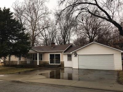 Nevada Single Family Home For Sale: 1011 N Adams
