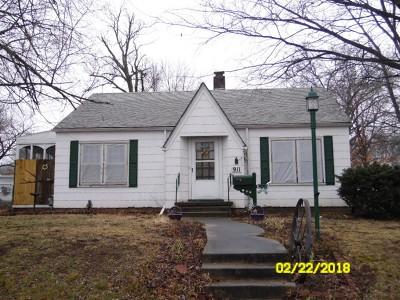 Nevada Single Family Home For Sale: 911 W Hunter