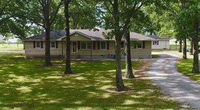 El Dorado Springs Single Family Home For Sale: 4010 E Hwy 54