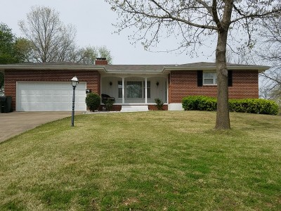 Vernon County Single Family Home For Sale: 706 Park Hill Drive