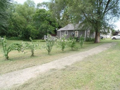El Dorado Springs MO Single Family Home For Sale: $20,000