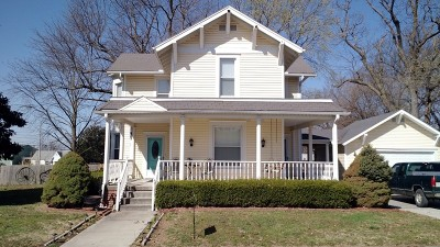 Lamar Single Family Home For Sale: 400 W. 11th Street