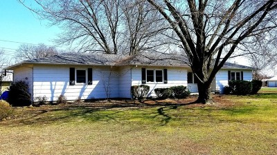 El Dorado Springs Single Family Home For Sale: 1607 S 32 Highway