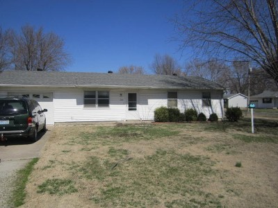 Lamar Single Family Home For Sale: 1110 E 7th St