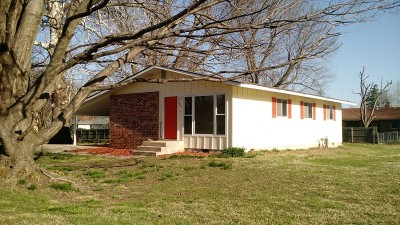 Lamar Single Family Home For Sale: 202 E 4th Street