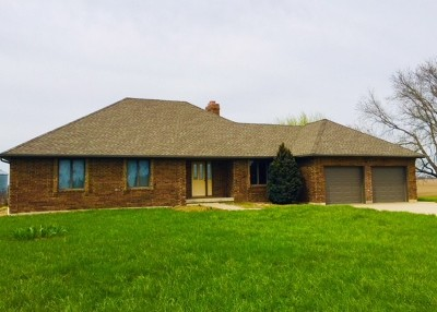 Single Family Home For Sale: 26039 E Chouteau Rd