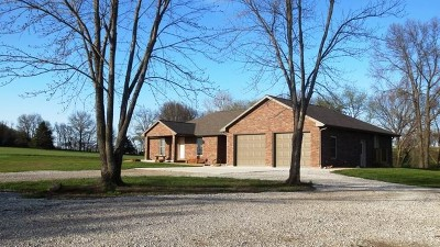 El Dorado Springs MO Single Family Home For Sale: $399,500