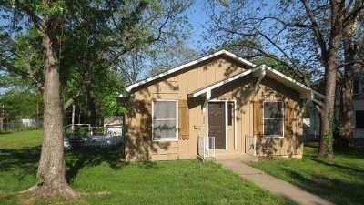 El Dorado Springs MO Single Family Home For Sale: $56,500
