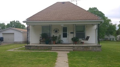 El Dorado Springs MO Single Family Home For Sale: $45,000