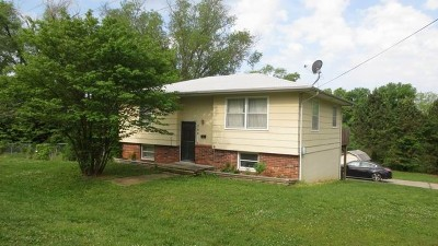 El Dorado Springs MO Single Family Home For Sale: $72,000