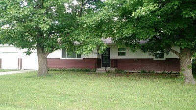 Lamar Single Family Home For Sale: 708 Oak Street