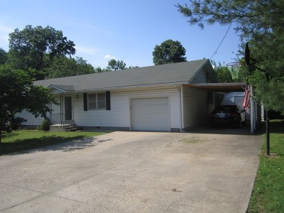 Lamar Single Family Home For Sale: 1200 E 10th St