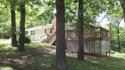 El Dorado Springs MO Single Family Home For Sale: $129,900
