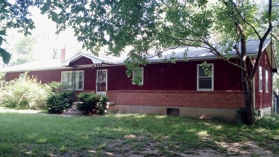 Lamar Single Family Home For Sale: 124 NE 1st Lane