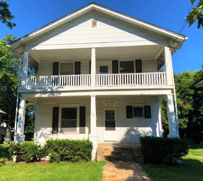 Nevada Single Family Home For Sale: 519 N Washington