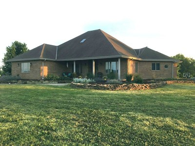 Bronaugh MO Single Family Home For Sale: $329,900