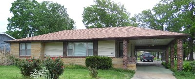 El Dorado Springs MO Single Family Home For Sale: $48,000