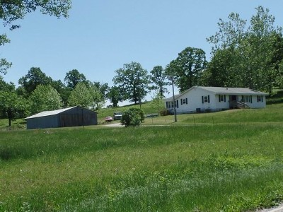 El Dorado Springs MO Single Family Home For Sale: $125,000
