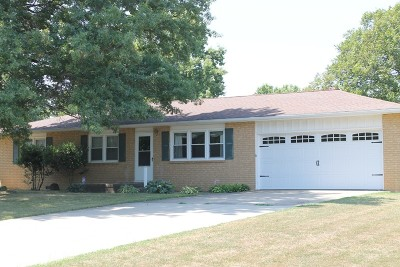 Vernon County Single Family Home For Sale: 15410 S 1413 Road