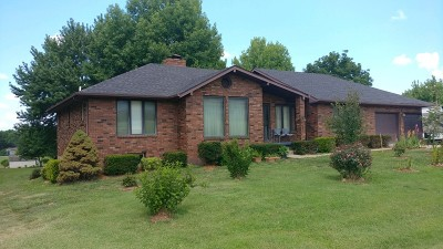 El Dorado Springs MO Single Family Home For Sale: $179,999