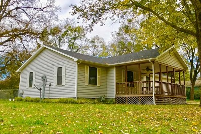 Vernon County Single Family Home For Sale: 16770 S 1413 Rd