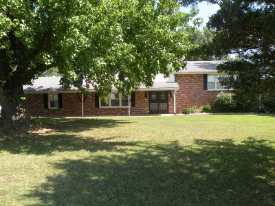 Nevada Single Family Home For Sale: 12809 E 54 Hwy.