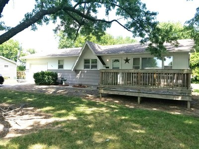 El Dorado Springs MO Single Family Home For Sale: $67,900