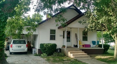 Lamar Single Family Home For Sale: 102 W 5th Street