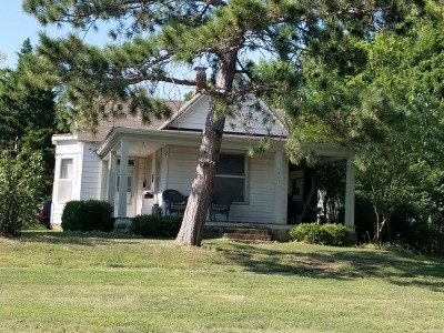 El Dorado Springs MO Single Family Home For Sale: $35,000