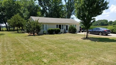Rich Hill MO Single Family Home For Sale: $49,900