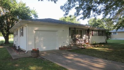 Cedar County Single Family Home For Sale: 1708 Witt Dr