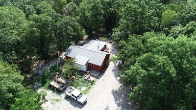 Vernon County Single Family Home For Sale: 20487 S 1600 Rd