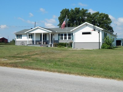 Vernon County Single Family Home For Sale: 12436 S 1450 Road