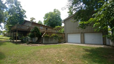 Cedar County Single Family Home For Sale: 101 N Park St