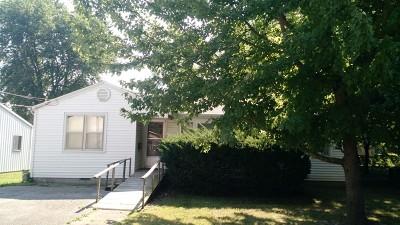 Lamar Single Family Home For Sale: 204 Cherry Street